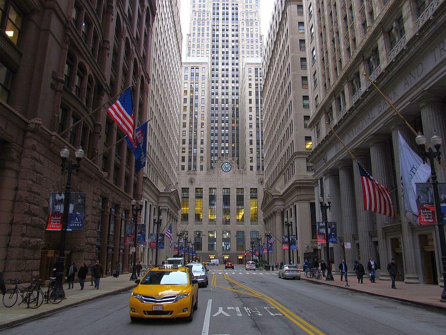 Konopie notowane na giełdzie towarów w Chicago