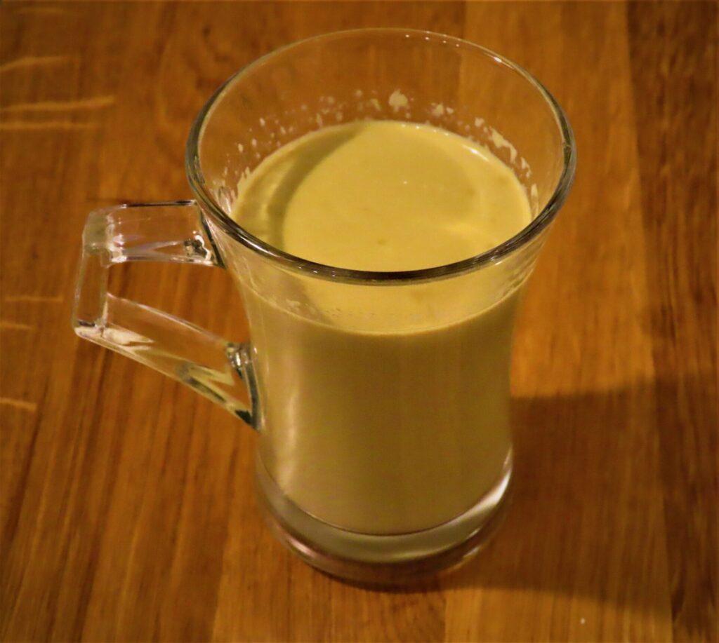 mleko konopne CBD